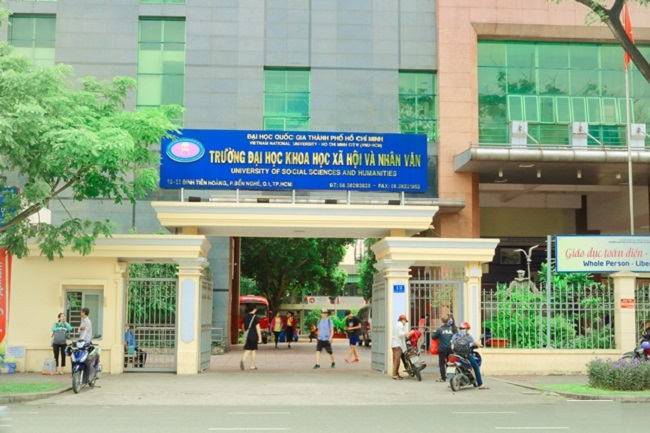 Trường Đại học Khoa học Xã hội và Nhân văn -TP.HCM