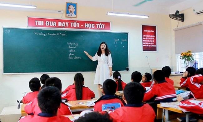 vị trí vai trò của giáo viên tiểu học