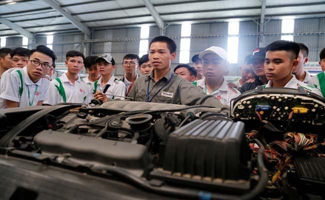 Cơ hội việc làm ngành công nghệ ô tô