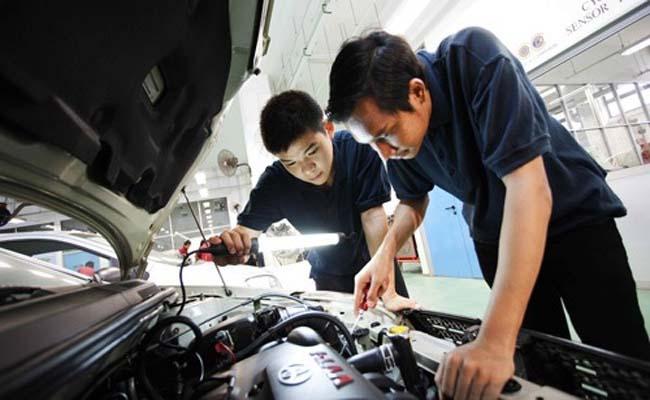 Hướng đi nào cho sinh viên ngành kỹ thuật ô tô