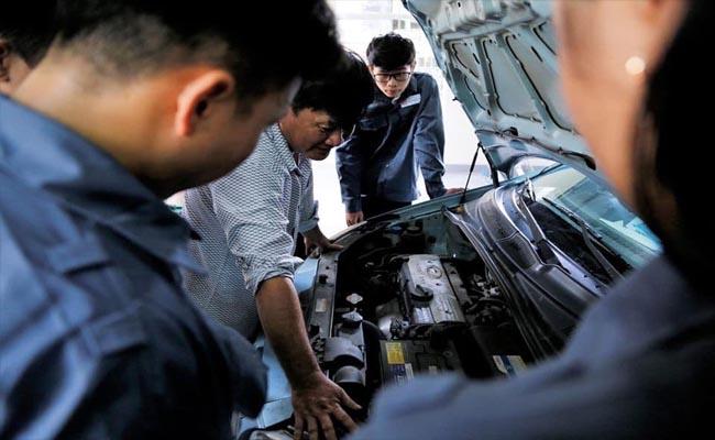 Ngành Công nghệ Kỹ thuật ô tô thi khối nào? Điểm chuẩn 2020