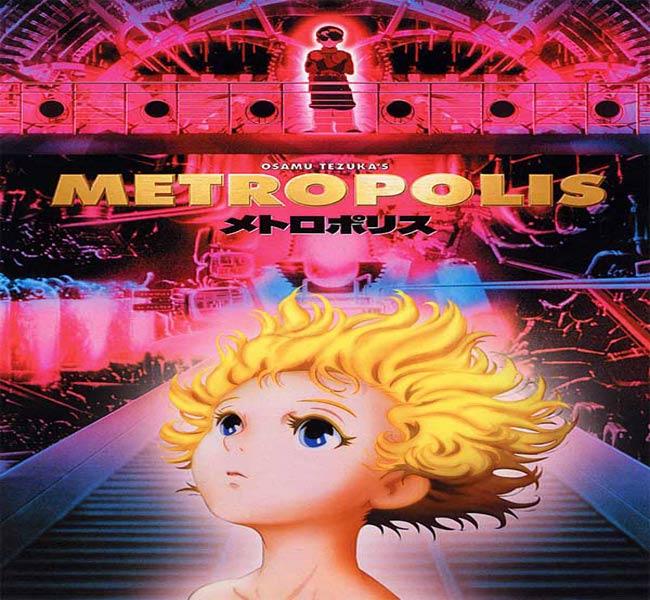 Phim Thủ phủ Metropolis