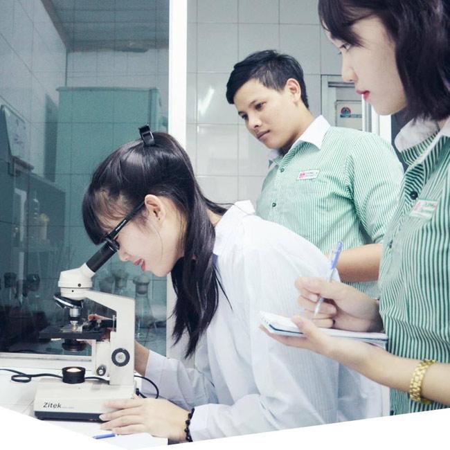 Các trường có ngành công nghệ thực phẩm