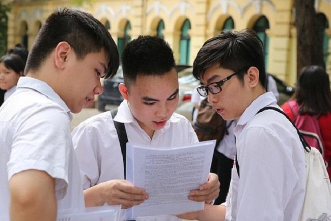 Danh sách các trường tuyển sinh khối D01