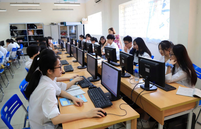 Ứng dụng CNTT vào dạy học