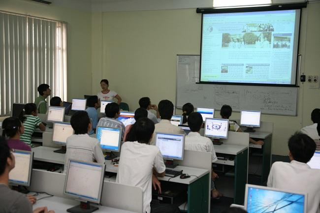 công nghệ thông tin ứng dụng tin học