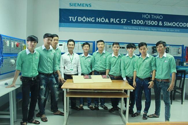 Học điện điện tử tại Đại Học Đông Á