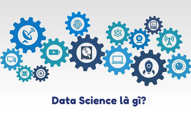 Khái niệm về khoa học dữ liệu