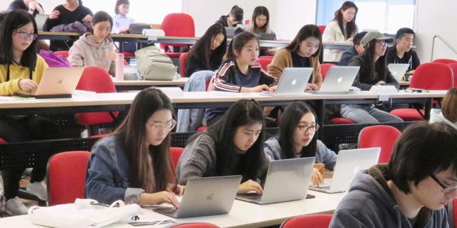 Chương trình đào tạo ngành CNTT cho sinh viên