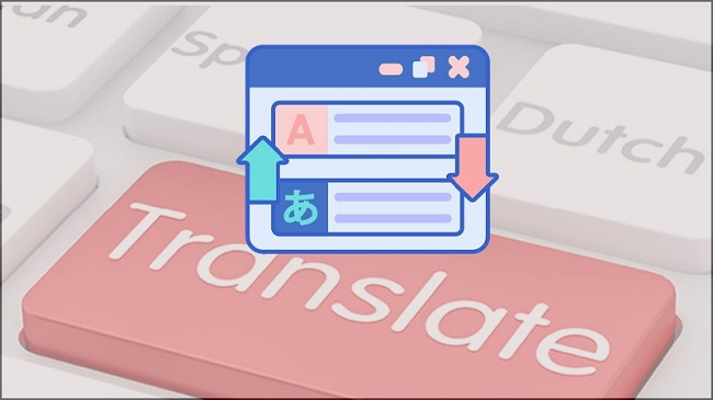 Phần mềm dịch tiếng anh chuyên ngành Công nghệ thông tin