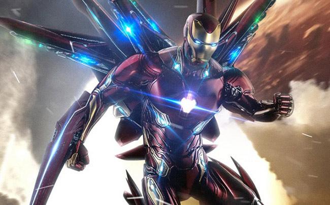 Phim siêu anh hùng người sắt