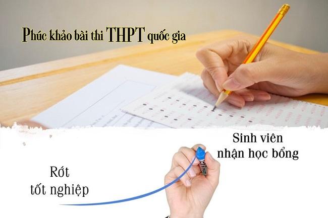 Có nên phúc khảo điểm thi tốt nghiệp THPT không?