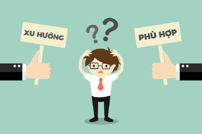 Sai lầm khi hướng nghiệp chọn nghề là gì?