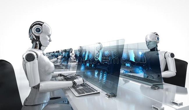 Trí tuệ nhân tạo thay con người làm việc