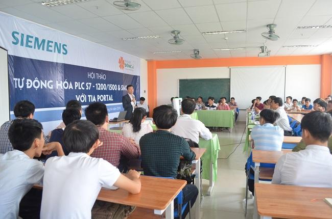 Học ngành kỹ thuật điện điện tử tại Đại Học Đông Á