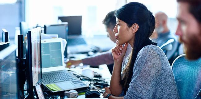 Những yêu cầu khi học ngành quản trị mạng
