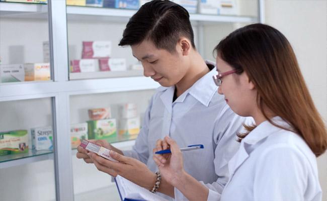 Thông tin về ngành dược khối B