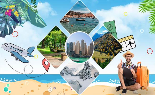 Các lĩnh vực trong ngành du lịch