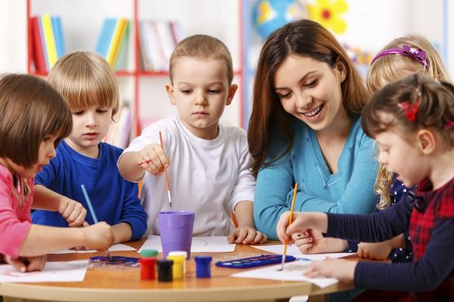 Lịch sử phát triển ngành giáo dục mầm non