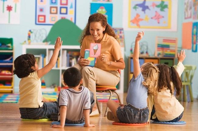 Mục tiêu của ngành giáo dục mầm non