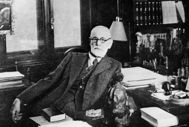 Nhà tâm lý học Sigmund Freud