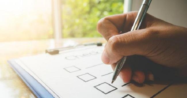 Những thứ cần chuẩn bị trước khi thi giúp bạn thêm tự tin