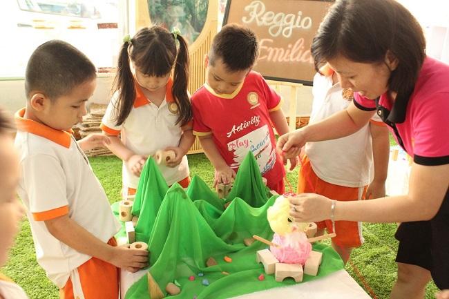 Phương pháp dạy học Reggio Emilia