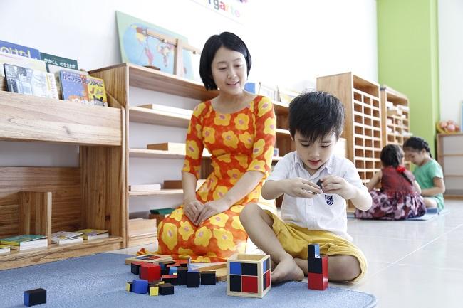 Phương pháp dạy học Montessori