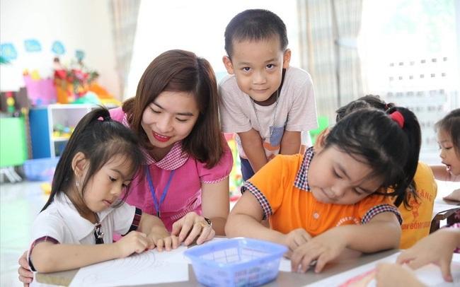 Tiêu chuẩn chức danh nghề nghiệp giáo viên mầm non