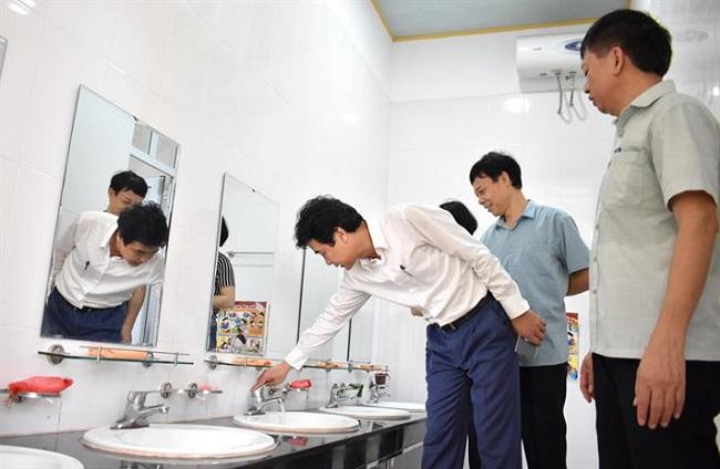 Tiêu chuẩn đánh giá về cơ sở vật chất và trang thiết bị