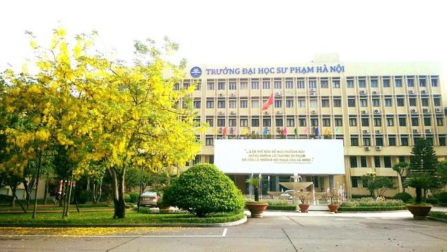 Các trường Đại học Sư phạm - sư phạm HN và sư phạm TPHCM
