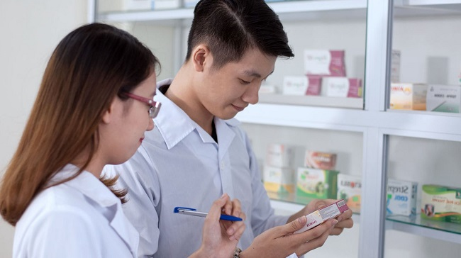 nghề trình dược viên đã rất được coi trọng và nó đang khẳng định vị trí của mình trong ngành y tế