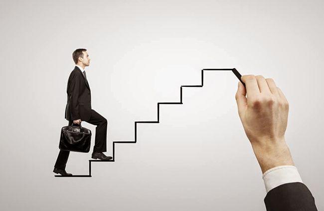 Có cơ hội thăng tiến trong công việc