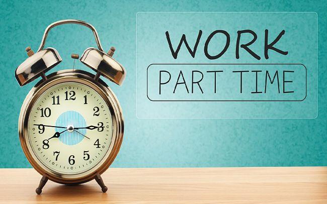 Những công việc part time cần tiếng Anh