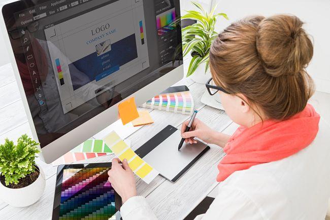 Quá trình học của ngành thiết kế đồ họa