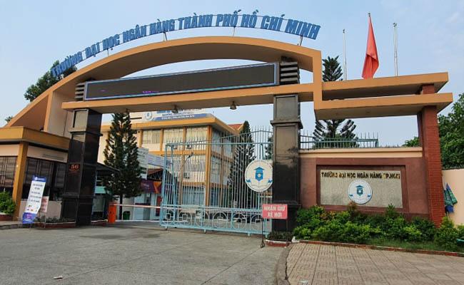 Trường Đại học Ngân hàng TP.HCM
