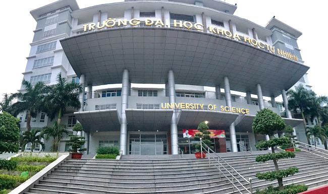 Trường đại học Khoa học tự nhiên của ĐHQG TP.HCM