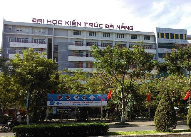 Trường đại học Kiến Trúc tại Đà Nẵng