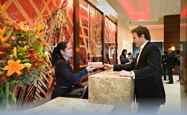 Các công việc của lễ tân khách sạn