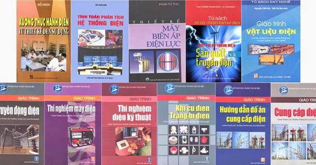 Các loại sách chuyên ngành kỹ thuật điện tử khác