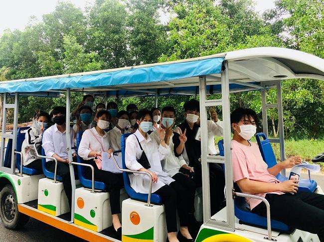 Sinh viên có nhiều thuận lợi khi học nhóm ngành du lịch tại ĐH Đông Á