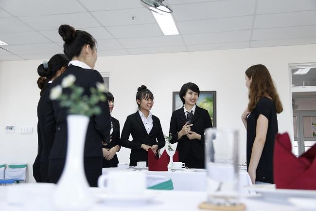 ĐH Đông Á là một trong những trường đào tạo ngành quản trị khách sạn tốt nhất