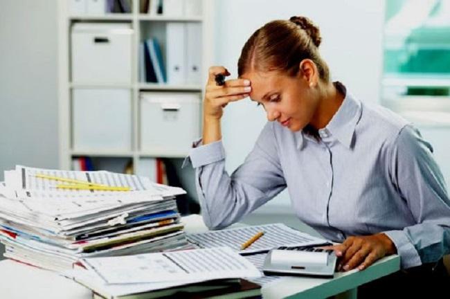 khó khăn của nghề kế toán. là kiểm soát dữ liệu sẽ phức tạp hơn trước.