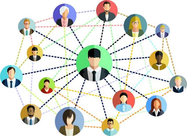 Không kết nối được các mối quan hệ trong công ty