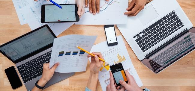 Quy trình làm việc của ngành Marketing như thế nào?