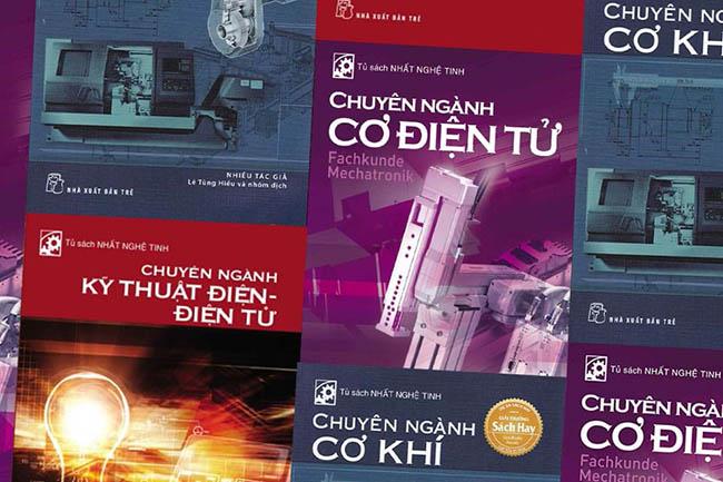 Một số loại sách chuyên ngành kỹ thuật điện điện tử nên đọc