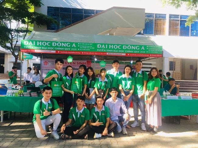 Học ngôn ngữ tại ĐH Đông Á, sinh viên được học 100% với người nước ngoài