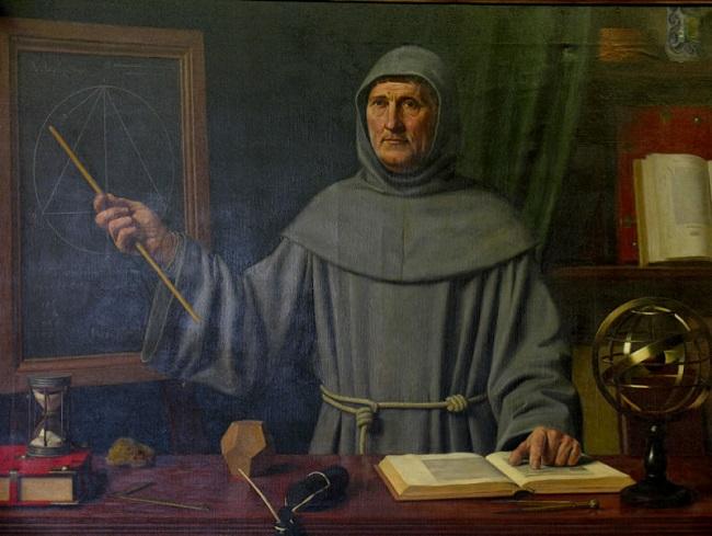 Luca Pacioli – một nhà toán học vĩ đại người Ý được xem là ông tổ nghề kế toán