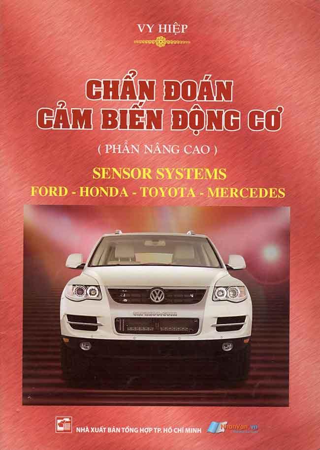Sách chuyên ngành kỹ thuật ô tô chẩn đoán cảm biến động cơ