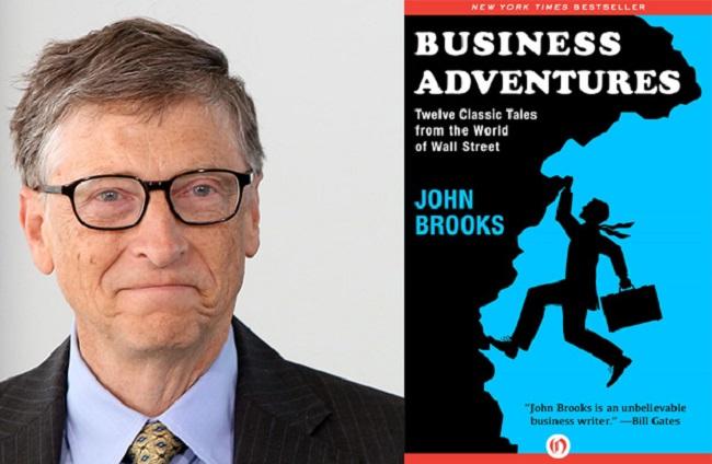 Những cuộc phiêu lưu trong kinh doanh là một trong những sách luật kinh tế hay